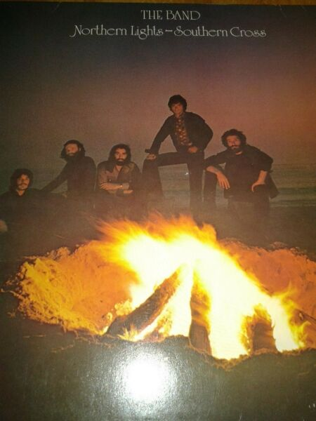 The Band - Northern Lights - Southern Cross ,lp ,75,D