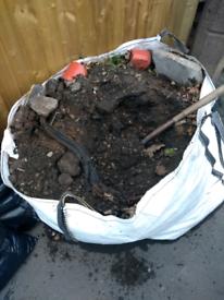 Free soil grave mix
