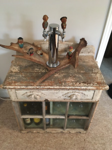 Vintage Wine Dispenser