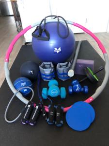 Miscellaneous Fitness Equipment