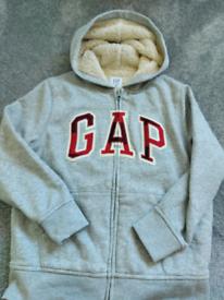 Boys Gap hoodie 8-9 years