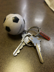 Found: set of keys on Parkland Drive