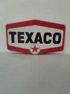 Texaco Signs