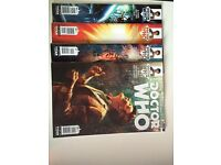 11th doctor who comics