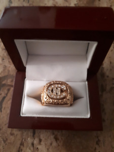 Montreal Canadiens ring