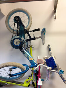Kids Cinderella bike for sale