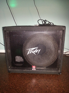Peavey Sub woofer, Pa , DJ speaker