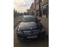 Mercedes c200 Cdi executive package