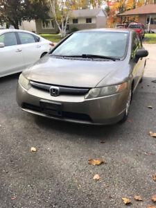 2006 Honda Civic DX-G Sedan