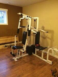 Weider Pro Universal Gym Weight Machine for Sale!!!