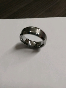 Tungsten Ring (new)