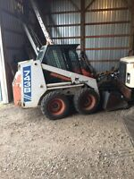 743B Bobcat for sale