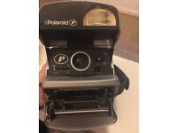Vintage Collectors Item Polaroid 600 Camera