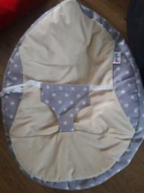 Baby beanbag