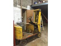 Hyster Electric Forklift spares repairs parts not working