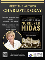 Meet the Author: Charlotte Gray