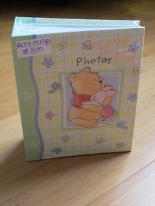 CLEARANCE:   NEW!  Winnie The Pooh Photo Album