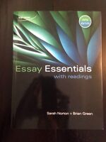 Essay Essentials With Writing