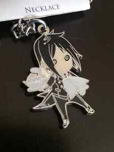 Black Butler Anime Necklace & Earings Cambridge Kitchener Area image 3