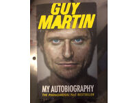 Guy Martin Autobiography