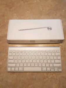 Apple wireless keyboard Mac
