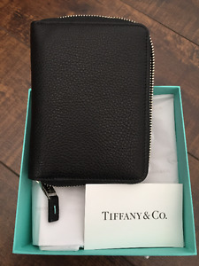 NEW Tiffany & Co. Leather Wallet