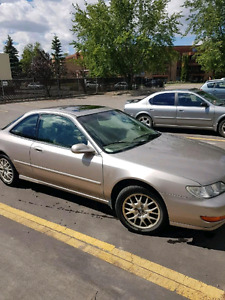 1999 ACURA 3.0 cl fully loaded