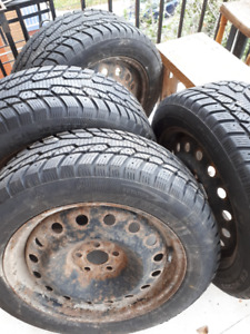 Winter tires Cachland CH-W2003 205/55R16 Studdable