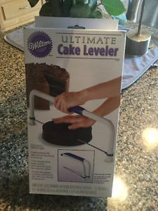 Whilton Cake Leveler Brand new