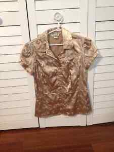 Gold Blouse for Sale