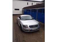 Audi TT 1.8T 225bhp Quick sale £1100!