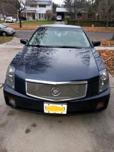 2006 Cadillac cts blue 186,000 km