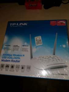 New router TP-Link