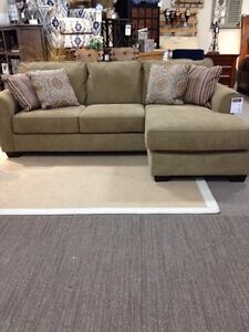 Brand new Ashley furniture reservable sectional