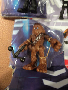 Star Wars Galactic Warriors Chewbacca