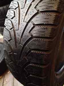 Set Of 2 Nokia Winter tires   195/65/15