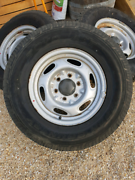 "08 Ford ranger factory 15"" rims Bagdad Southern Midlands Preview"