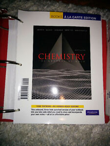 UNB Engineering first year textbooks