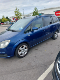 2009 Vauxhall Zafira