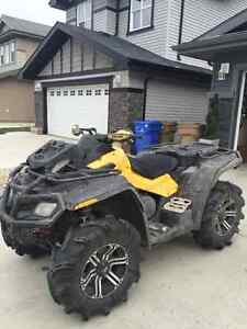 2011 Can Am 800 XMR
