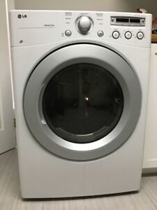 Dryer - LG electric dryer, model DLE3050W