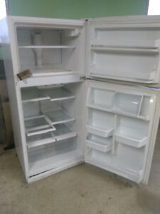 Fridge for free, works great