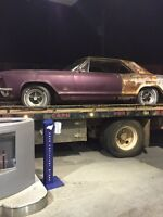 1963 Buick Rivera  with 425  NAIL HEAD engine RARE