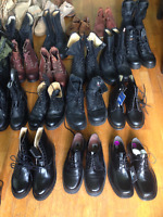 Quality Men's shoes (new/near new) -Queens Prk Yrd sale May 13