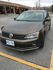 2015 VOLKSWAGEN JETTA HIGHLINE W/ WINTER