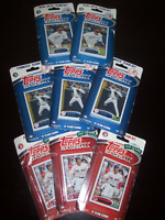 NEW LOT 8 MLB TOPPS 2012 TEAM SET YANKEES + RED SOX + BLUE JAYS City of Montréal Greater Montréal Preview
