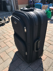luggage / suitcase