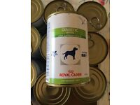 11 Cans Royal Canin Diabetic Dog Food