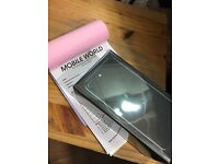 Iphone 7 plus 256gb Jet Black brandnew sealed pack