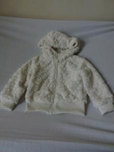 Fur jacket 4t